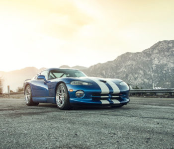 Dodge Viper - ADV05 Track Spec Advanced - ADV.1 Wheels